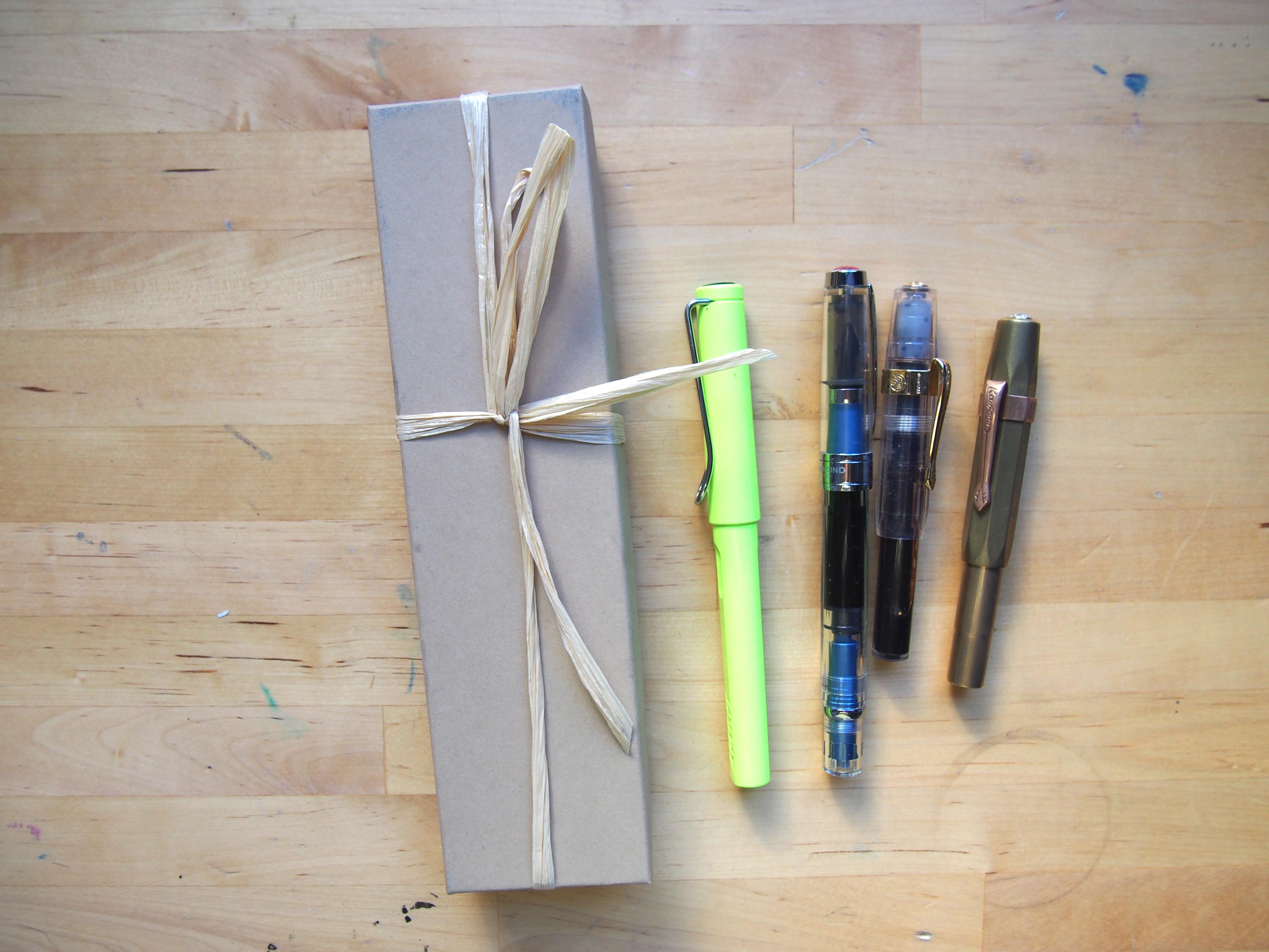 Wonder Pens Holiday Hours Toronto Stationery Shop