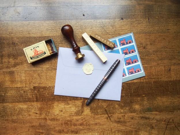 Christmas Card Etiquette and Tips Wonder Pens Blog Sealing Wax J. Herbin Parker Sonnet