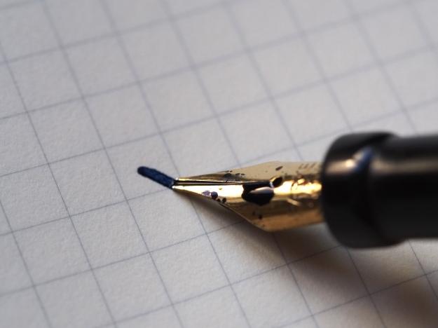 Parker Lucky Curve Vintage Flex Nib Wonder Pens Fountain Pens Toronto