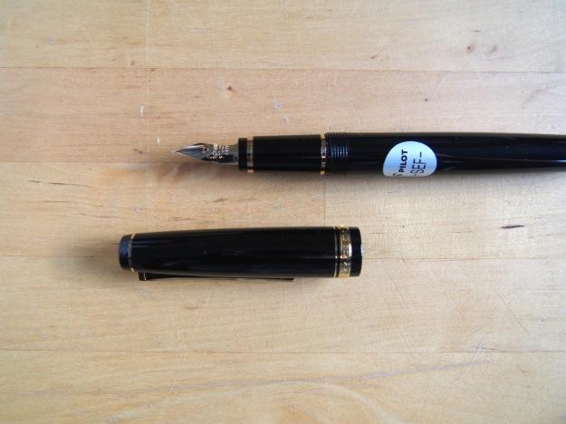Pilot Falcon Wonder Pens Fountain pen Calligraphy Toronto Canada