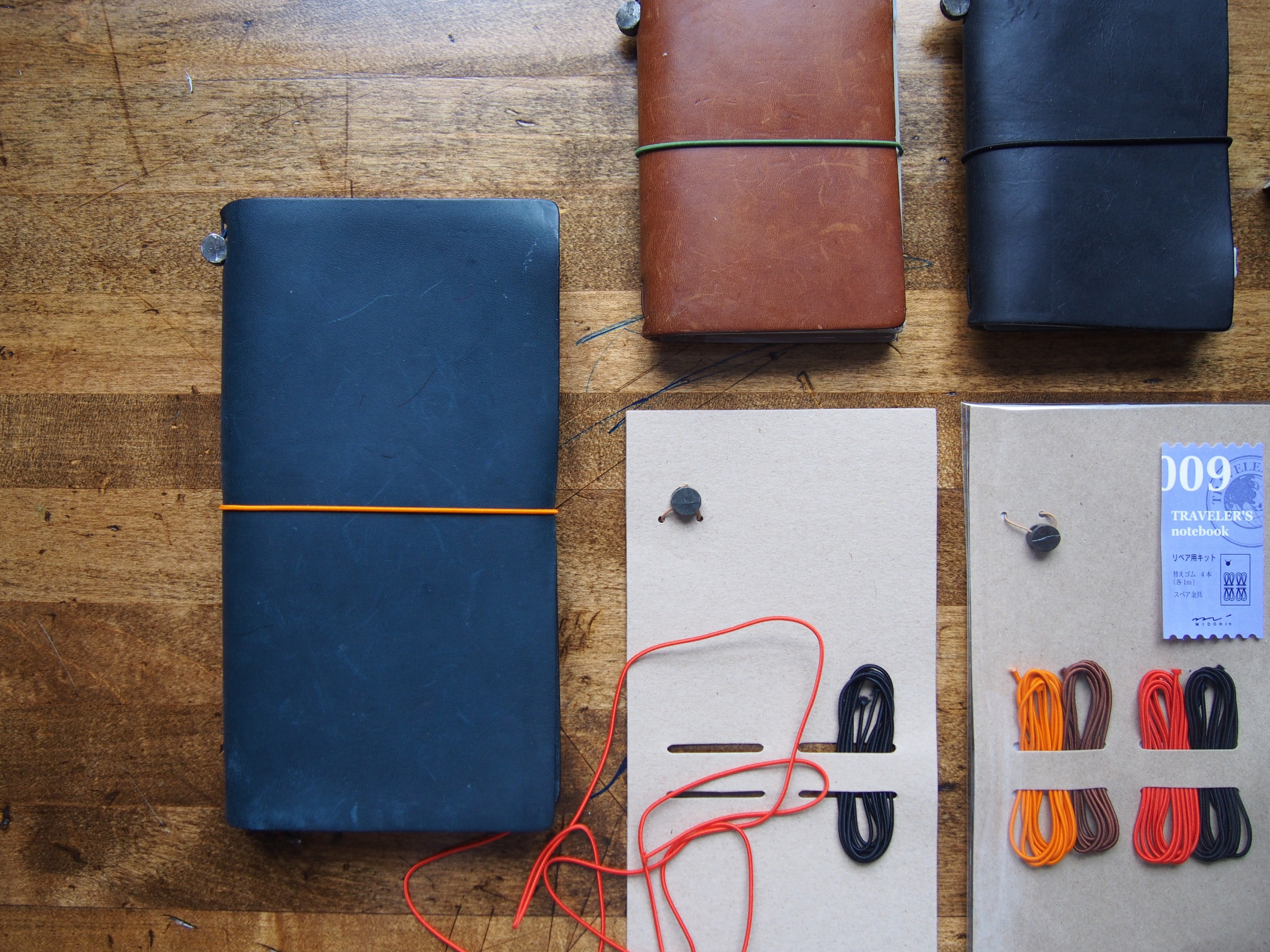 Traveler S Notebook Blue