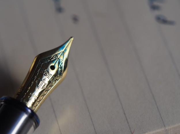 Sailor 1911S Nib Shot wonderpens.ca Fountain Pens Canada Wonder Pens