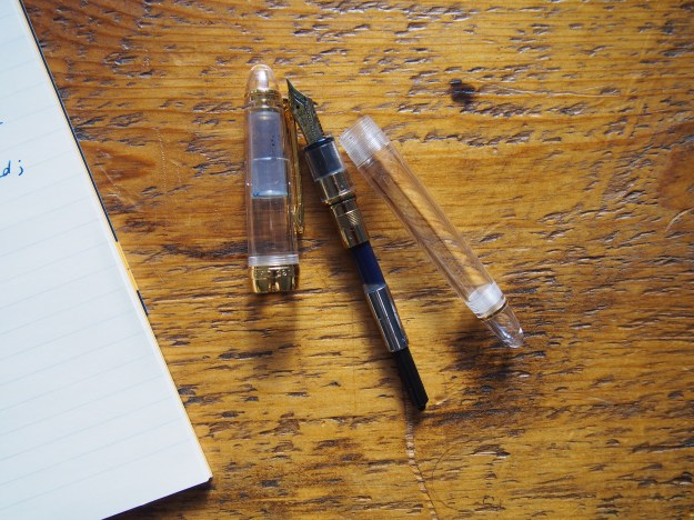 Removing inner cap on Sailor 1911 TWSBI 580 Kaweco Sport Wonder Pens fountain pens Toronto Canada