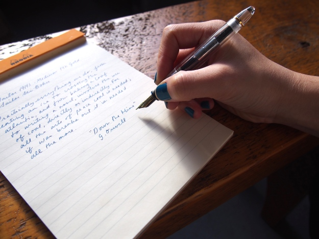 Sailor 1911S Demonstrator Review Clear Fountain Pen wonderpens.ca wonder pens toronto canada